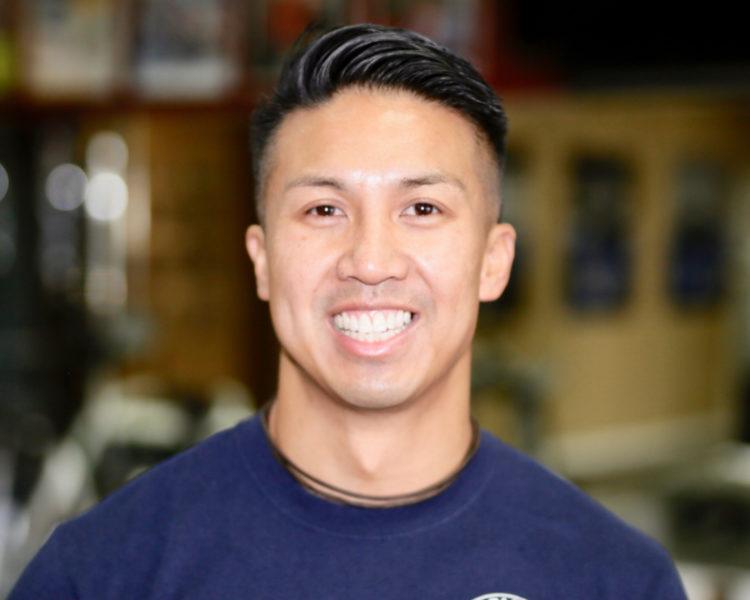Julius Acuna, Personal Trainer