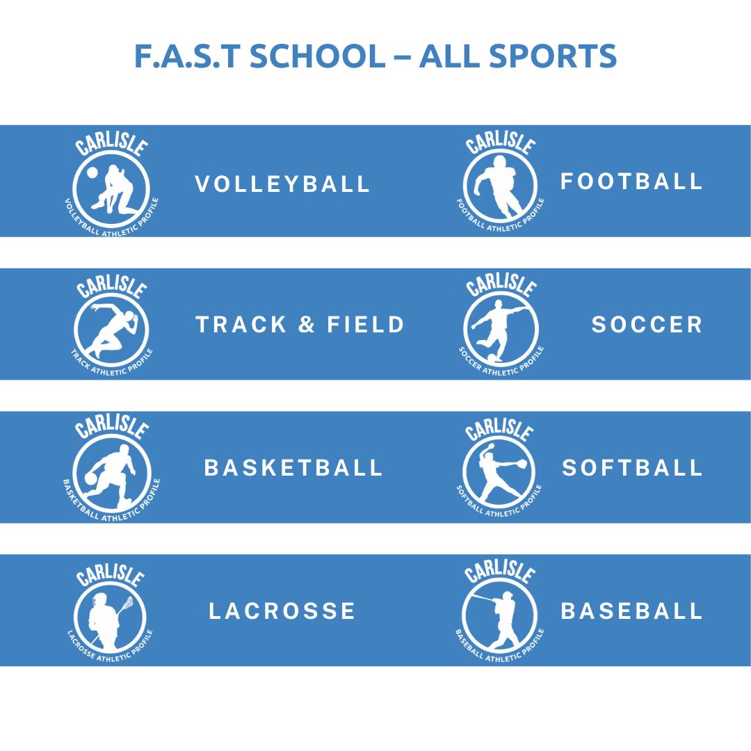 FAST School All Sports Speed School